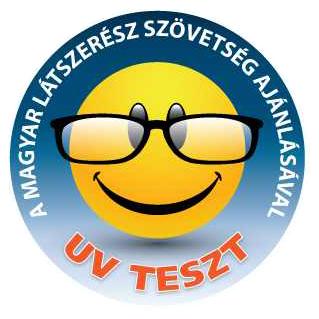 UV-teszt