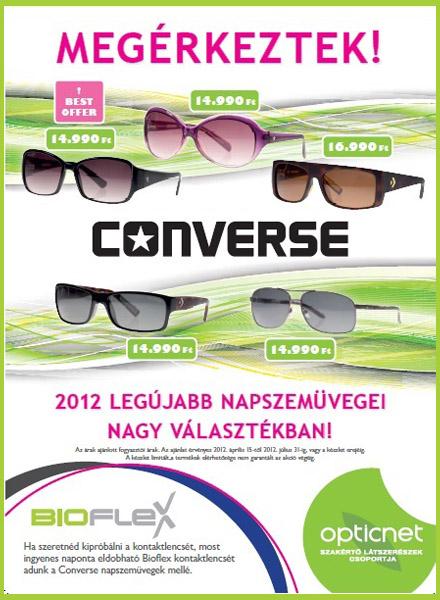 converse napszemüveg akció