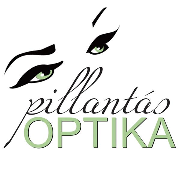 Pillantás Optika logo