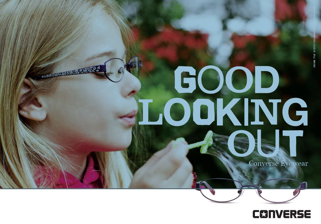 Converse Kid szemüvegkeretek