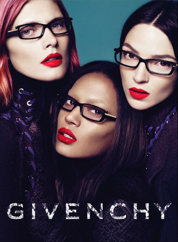 Givenchy-Eyewear-Fall-Winter-2010_11-Campaign