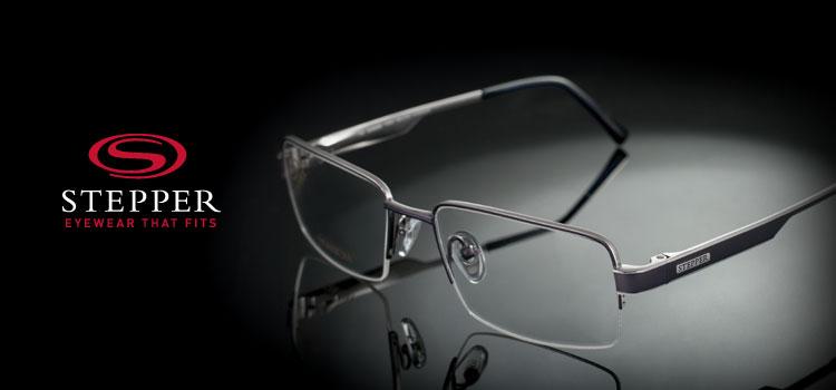 Stepper szemüvegkeretek