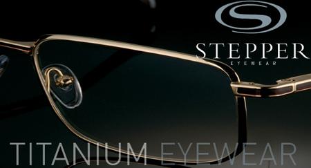 Stepper titanium