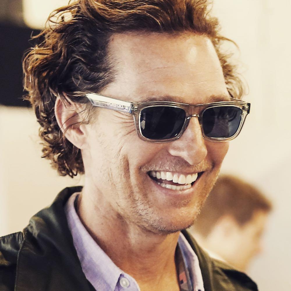 Polaroid_Matthew McConaughey