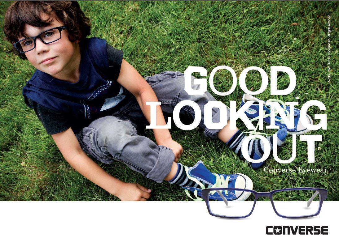 Converse Kid optikai keretek